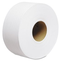 TOILET PAPER TOILET PAPER - SCOTT 100% Recycled Fiber JRT Jr. Bathroom Tissue, 1-Ply, 2000 ftKIMBERL