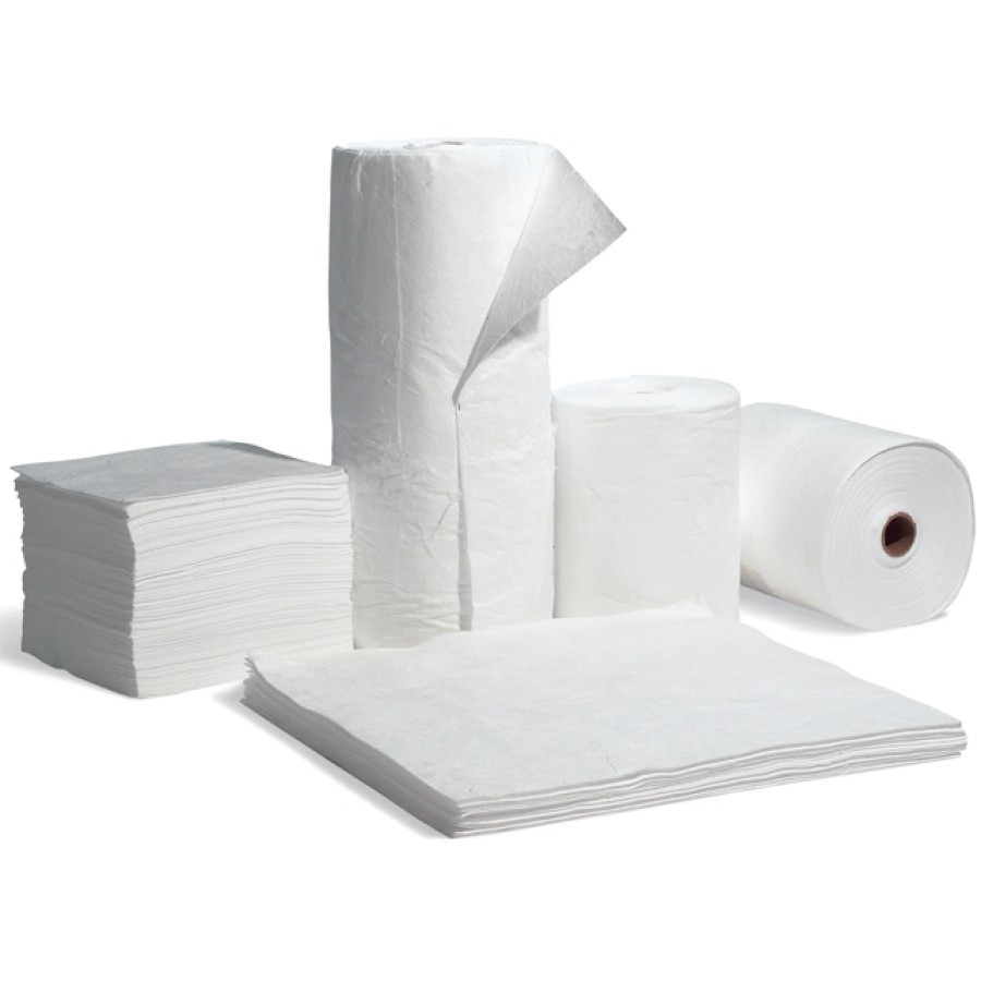 OIL ABSORBENT PAD OIL ABSORBENT PAD - Oil selective pads: 19?X15? (perforated)Highly absorbent pads,