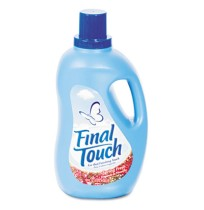 Fabric Softener Fabric Softener - Phoenix Brands Final Touch Liquid Fabric SoftenerSOAP,FABIC SOFTEN