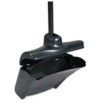 Dust Pan Dust Pan - Rubbermaid  Commercial Lobby Pro  DustpanDUSTPAN,UPRIGHT,BKLobby Pro Dust Pan w/