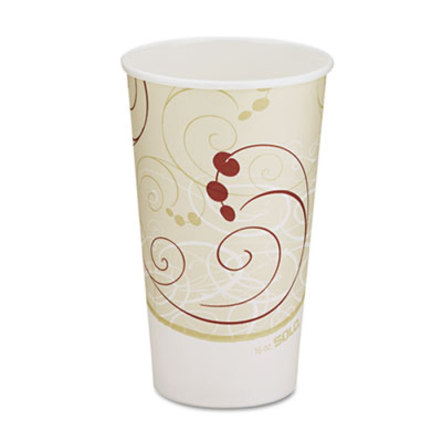 PAPER CUP | PAPER CUP | 20/50'S - C-CLASSIC POLY LINED PPR OT CUP 16OZ