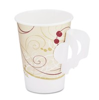 PAPER CUP | PAPER CUP | 20/50'S - C-HNDL PPR HOT CUP 8OZ S PHNY 20/50P