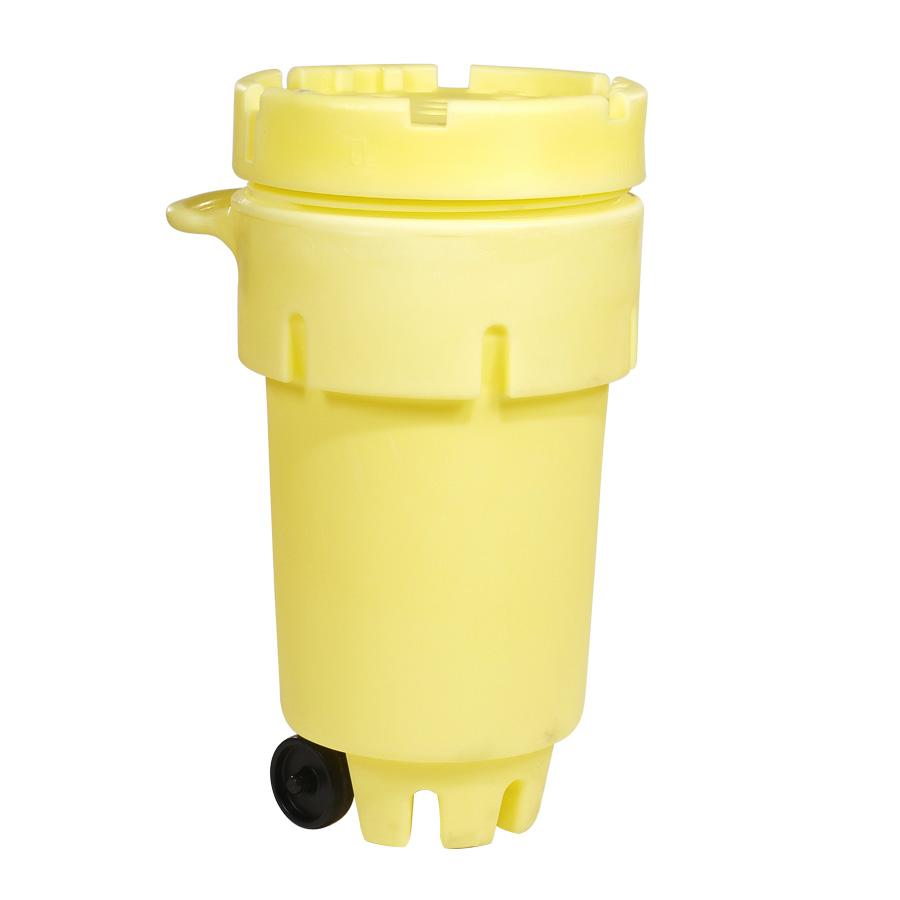Overpack Drum Overpack Drum -50-Gal Wheeled Overpack 24.5in X 45.5in 1/Pkg50-Gallon Wheeled OverPack