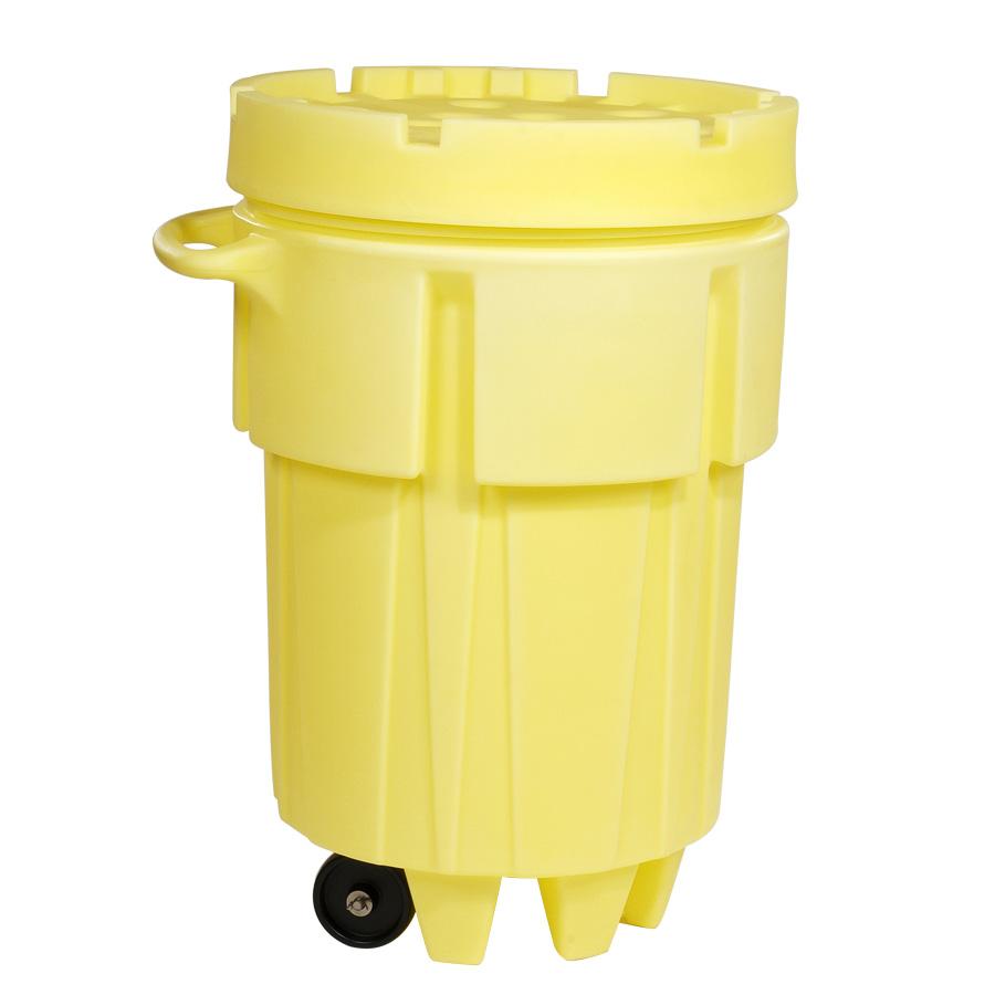 Overpack Drum Overpack Drum -95-Gal Wheeled Overpack 32in X 47.5in 1/Pkg95-Gallon Wheeled OverPack