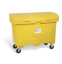 Spill Cart Spill Cart -UtilityBox With 5in Wheels 1/PkgUtilityBox