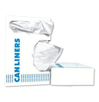 GARBAGE BAGS GARBAGE BAGS - Extra-Extra-Heavy Grade Can Liners, 40 x 46, 45-Gallon, 1.1 Mil, Gray, 2
