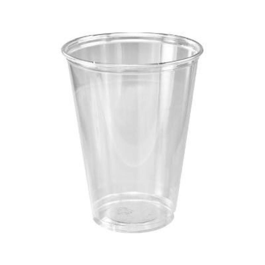 PLASTIC CUPS PLASTIC CUPS - Conex Clear Plastic Cups, Cold, 10 oz., 50/BagDart  Conex  Clear Cold Cu