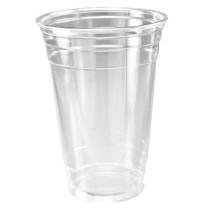 PLASTIC CUPS PLASTIC CUPS - Conex Clear Plastic Cup, Cold, 20 oz., 50/BagDart  Conex  Clear Cold Cup