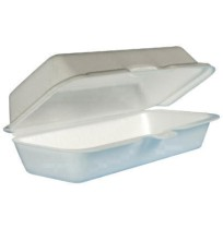 Hoagie Container Hoagie Container - Dart  Carryout Food ContainersCNTNR,FOAM,HOT DOG,500/CSFoam Hot