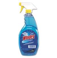 Windex - Windex  Ammonia-D  Glass Cleaner, WINDEX,SPRY, 12/ 32 Oz bottles per Case