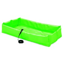 Spill Containment Pool Spill Containment Pool -Folding Duck Pond 2ft X 2ft X 6in 1/PkgFolding Duck P