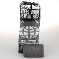 Steel Wool Pad Steel Wool Pad - GMT Industrial-Quality Steel Wool Hand PadsSTEEL WOOL PAD,#2,M-CRSEI