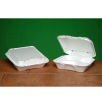 Hinged Container Hinged Container - Genpak  Snap-It  Vented Hinged ContainersCNTNR,VENTED,FOAM,HING,