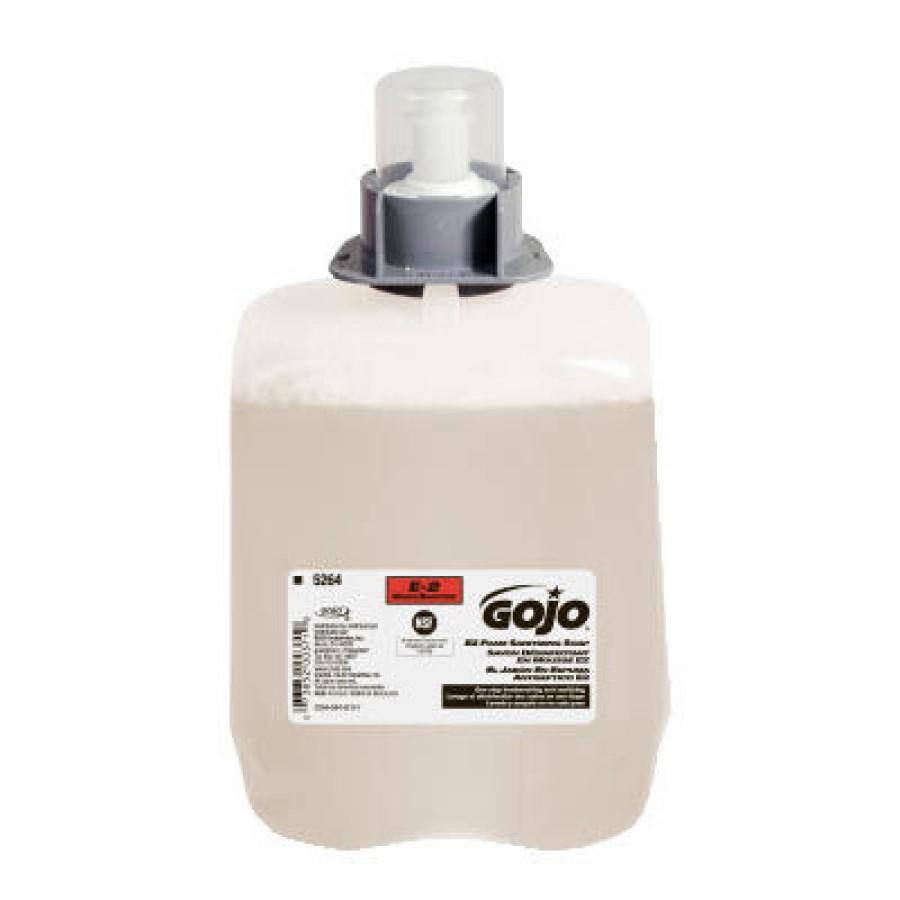 Gojo Hand Soap Refill Gojo Hand Soap Refill - GOJO  E2 Foam Sanitizing SoapSOAP,E2 SANITIZNG FOAM,2L
