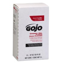 Hand Soap Refill Hand Soap Refill - GOJO  Cherry Gel Pumice Hand CleanerSOAP,CHRRY,GEL,PUM HND,2LChe