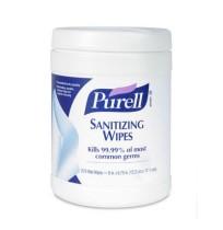 Hand Sanitizer Wipes Hand Sanitizer Wipes - PURELL  Sanitizing WipesWIPES,PURELL,6X6.75,WESanitizing