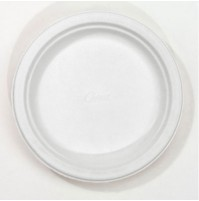 PAPER PLATE | PAPER PLATE | 1000/CS - C-CHINET PREM PPR PLT  6.75IN WH