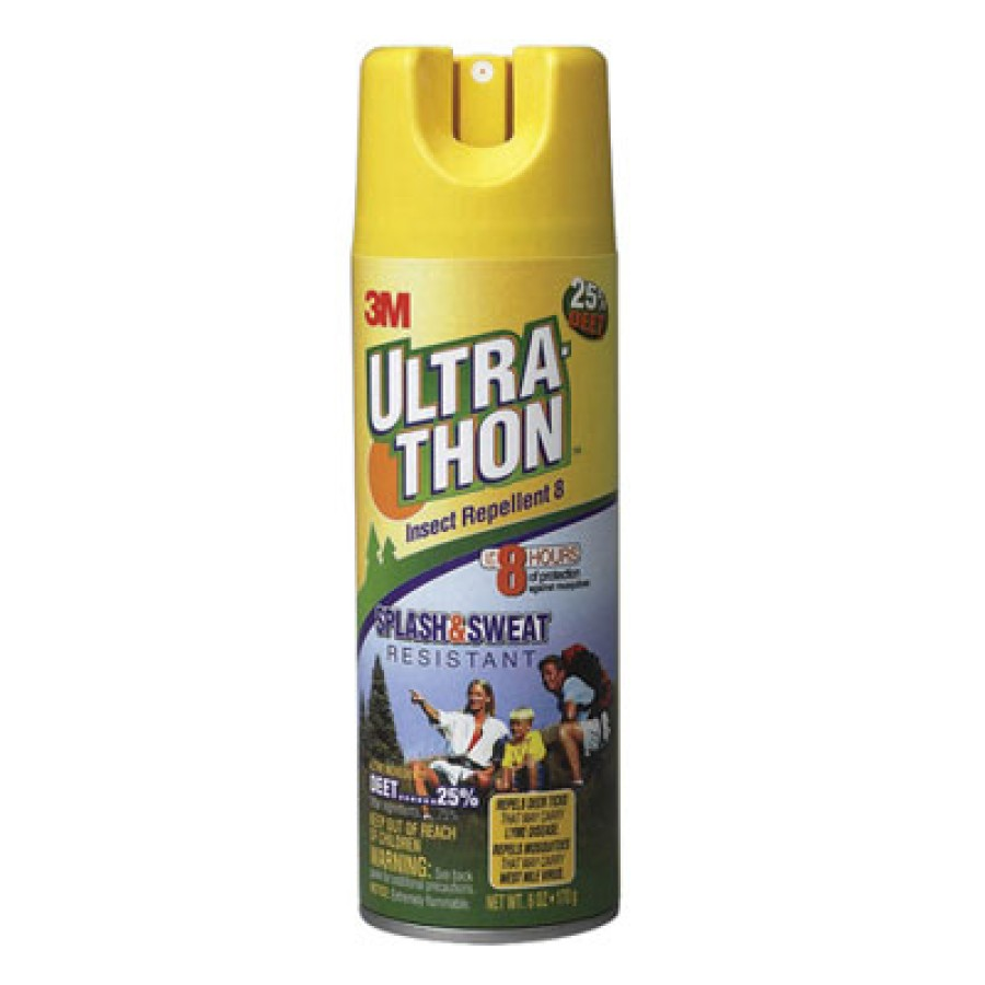 BUG SPRAY BUG SPRAY - Insect Repellent, 6 Ounce Aerosol CanInsect repellent. Aerosol can.ULTRATHON I