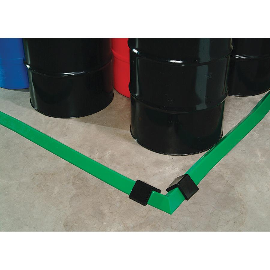 """Spill Berm, Spillcurb Corner Connector   3.75"""" W x 4"""" L x 2.25"""" H"""