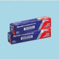 Aluminum Foil Aluminum Foil - Reynolds Wrap  Heavy Duty Aluminum Foil RollsFOIL RL,18X1000',HVY,SLVH