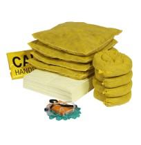 Spill Kit Refill Spill Kit Refill -Hazmat 30-Gal Kit RefillHazMat 30-Gallon Kit Refill