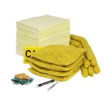 Spill Kit Refill Spill Kit Refill -Hazmat 50-Gal Kit Refill 1/PkgHazMat 50-Gallon Kit Refill