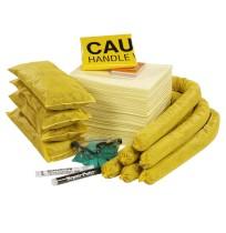 Spill Kit Refill Spill Kit Refill -Hazmat Kaddie Kit Refill 1/PkgHazMat Kaddie Kit Refill