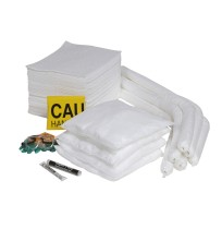 Oil Spill Kit Refill Oil Spill Kit Refill -Oil-Only 50-Gal Refill 1/PkgOil-Only 50-Gallon Kit Refill