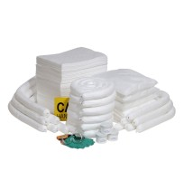 Oil Spill Kit Refill Oil Spill Kit Refill -Oil-Only 95-Gal Refill 2 Boxes/PkgOil-Only 95-Gallon Kit
