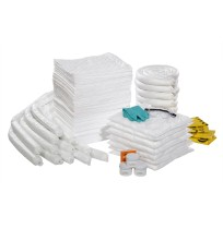 Oil Spill Kit Refill Oil Spill Kit Refill -Oil-Only 95-Gal Recycled Refill 2 Boxes/KitOil-Only 95-Ga