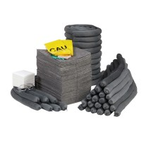 Spill Kit Refill Spill Kit Refill -Univ 95-Gal Cart RefillUniversal 95-Gallon Cart Kit Refill