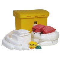 Oil Spill Cart Oil Spill Cart -Oil-Only Cart kit -5in Wh 48inx31inx31.5in 1/PkgOil-Only Spill Cart K