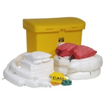Oil Spill Cart Oil Spill Cart -Oil-Only Cart kit -5in Wh 48inx31inx31.5in 1/PkgOil-Only Spill Cart K