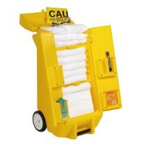 Oil Spill Cart Oil Spill Cart -Oil-Only Kit Kaddie 40inx20inx20in1/PkgOil-Only Spill Kit Kaddie