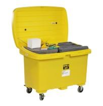 Universal Spill Cart Universal Spill Cart -Univ Cart kit-5in Wheels 48inx31inx31.5in 1/PkgUniversal