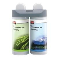 AIR FRESHENER | AIR FRESHENER | 4/CS - C-MICROBURST MET DSP RF L ALPIN