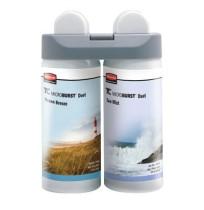 AIR FRESHENER | AIR FRESHENER | 4/CS - C-MICROBURST MET DSP RF L SEA M