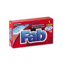 Laundry Detergent Laundry Detergent - Fab  Dispenser-Design HE Laundry Detergent PowderFAB HE LNDRY