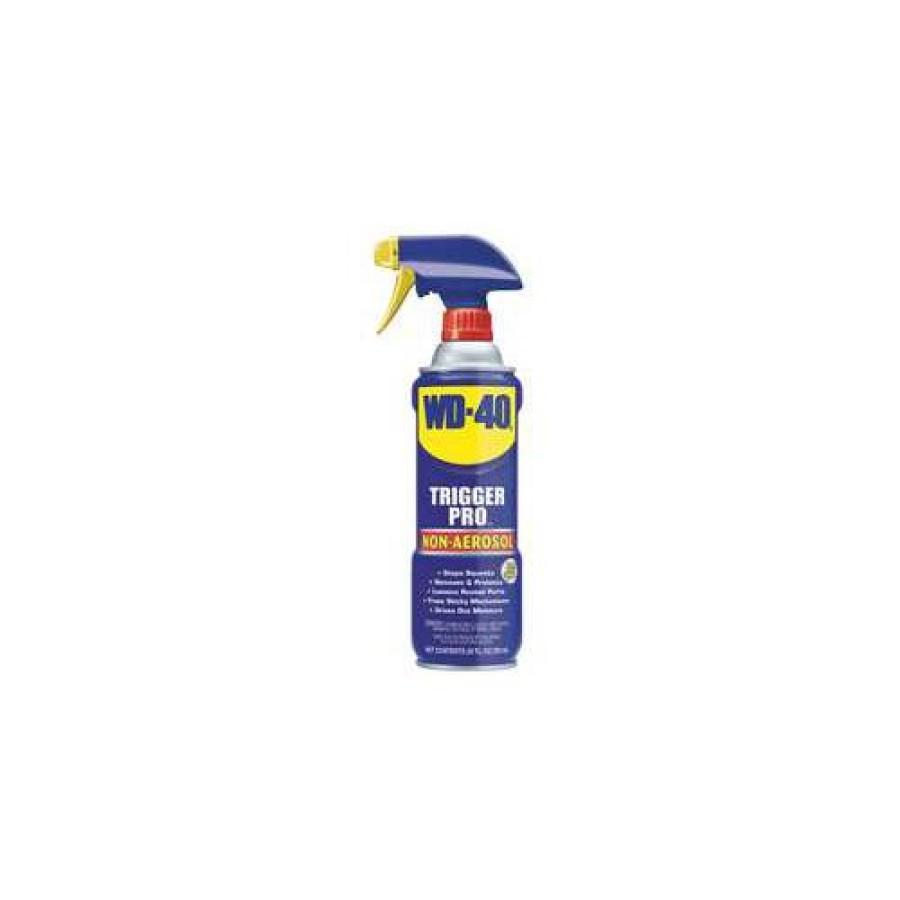 Wd40 Wd40 - Multipurpose lubricant in a non-aerosol can.LUBRICANT,TRIGGER PROTrigger Pro Lubricant,
