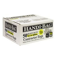 GARBAGE BAG GARBAGE BAG - Contractor-Grade Low/High-Density Liners, 42gal, 2.5mil, 33 x 48, BlackCla