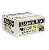 GARBAGE BAG GARBAGE BAG - Contractor-Grade Low/High-Density Liners, 42gal, 2.5mil, 33 x 48, BlackCla