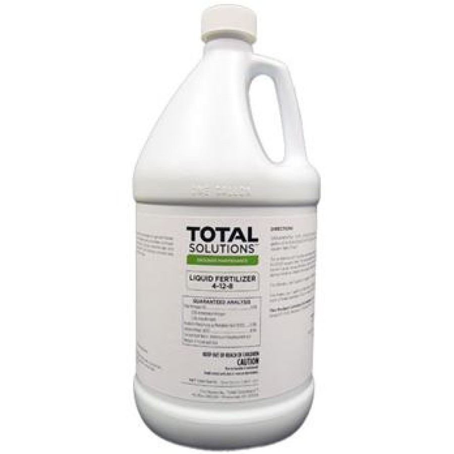 Liquid Fertilizer - Liquid Fertilizer 4-12-8 (Gallon)