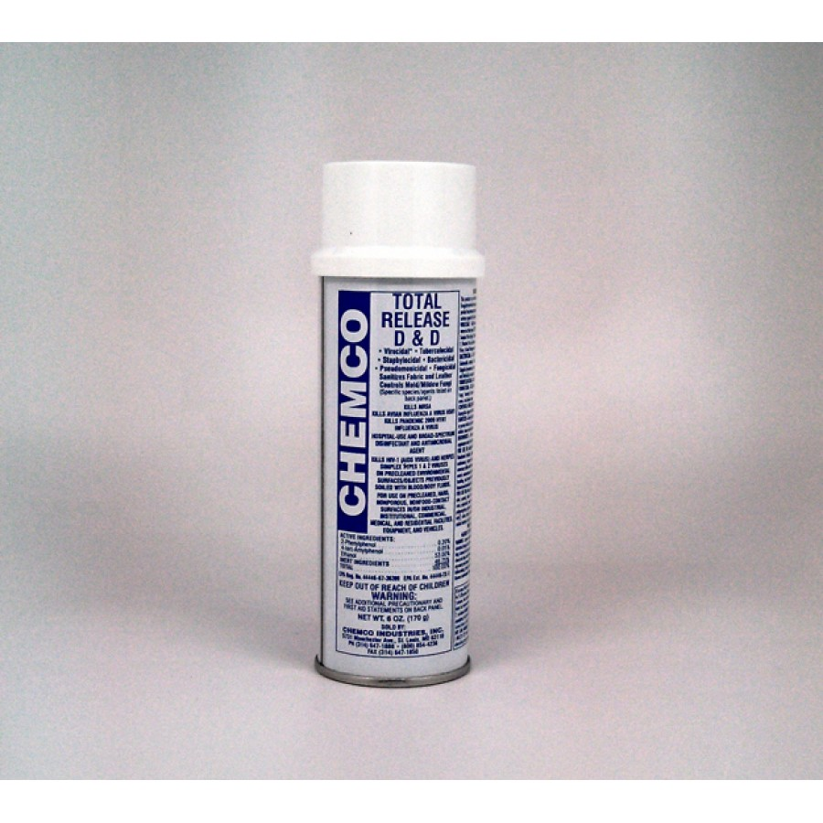 Total Release  - Disinfectant Fogger (Dozen)
