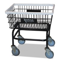 CART,WIRE,LAUNDRY,SML,BK