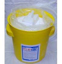 FluidLoc Clean-Up Super Sorbent 160#