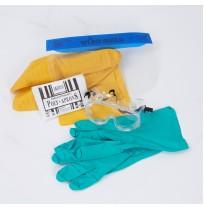 Standard PPE Kit-goggles, gloves & more