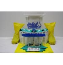 UNS Spill Kit  6.5 Gal. Screw Top Pail