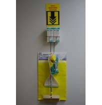 Wall Mount Spill Station