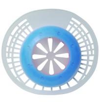 UniTab Plus Urinal Block & Screen, Blue Spice   Block & Screen - (12/Case)