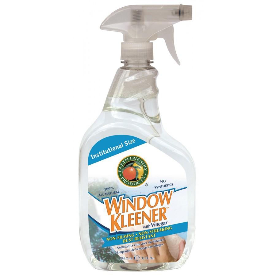 Window Cleaner, Vinegar | 32 oz spray - (12/Case)